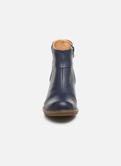 Bottines et boots El Naturalista Dovela N5401 Bleu vue portées chaussures