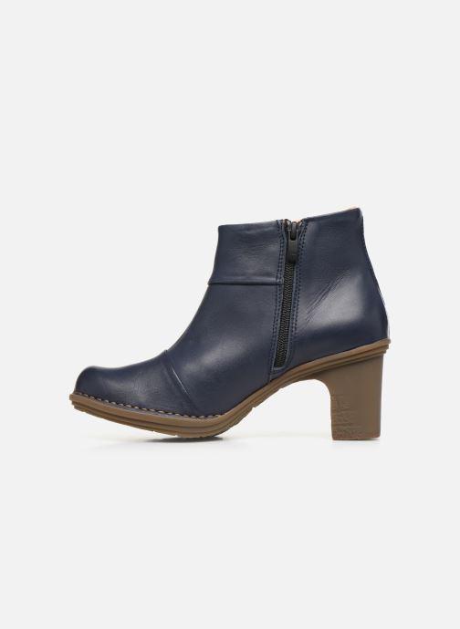Bottines et boots El Naturalista Dovela N5401 Bleu vue face