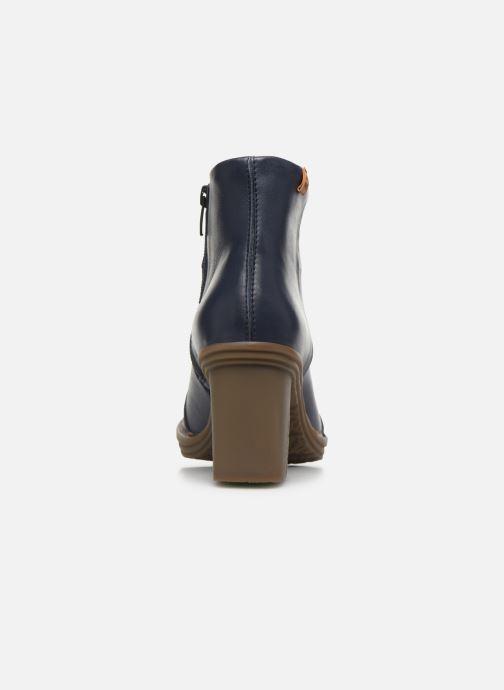Bottines et boots El Naturalista Dovela N5401 Bleu vue droite