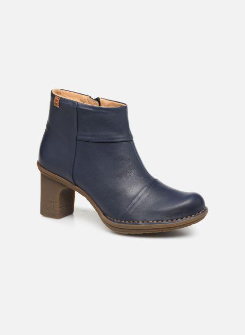 Bottines et boots El Naturalista Dovela N5401 Bleu vue détail/paire