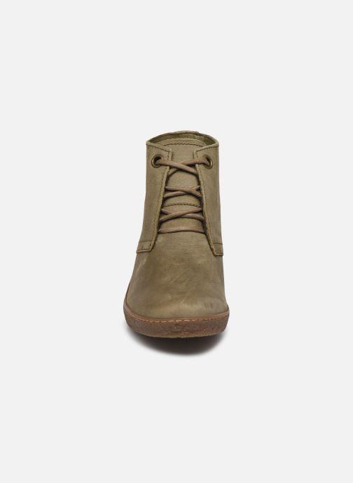 Stiefeletten & Boots El Naturalista LichenNF78 grün schuhe getragen