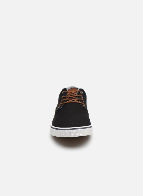 Baskets I Love Shoes KERIC Noir vue portées chaussures