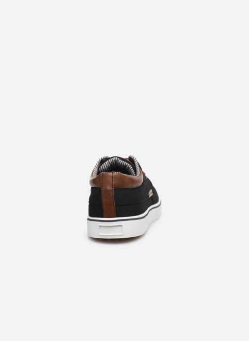 Deportivas I Love Shoes KERIC Negro vista lateral derecha