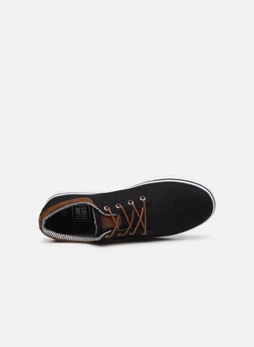 Deportivas I Love Shoes KERIC Negro vista lateral izquierda