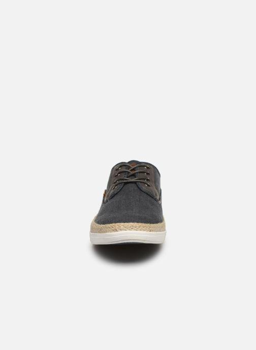 Baskets I Love Shoes KESPA Gris vue portées chaussures