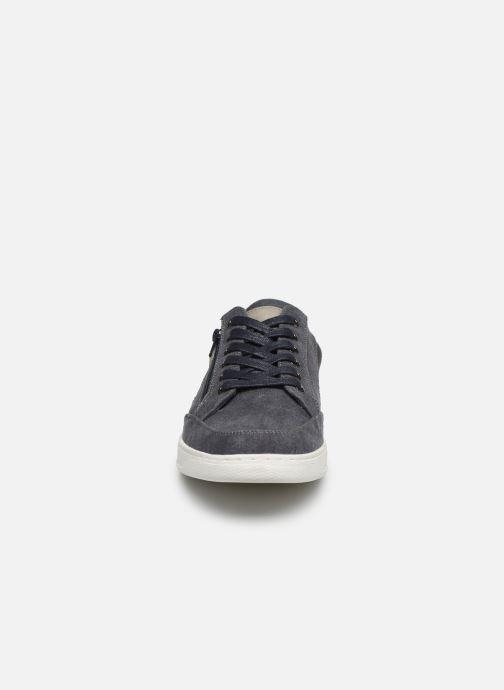Baskets I Love Shoes KEPI Bleu vue portées chaussures