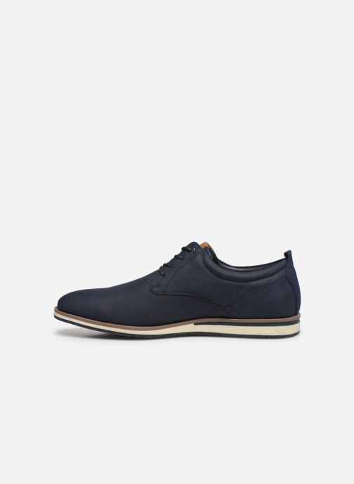 Zapatos con cordones I Love Shoes KRIQUE Azul vista de frente