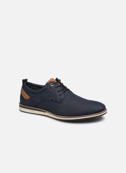 Zapatos con cordones I Love Shoes KRIQUE Azul vista de detalle / par