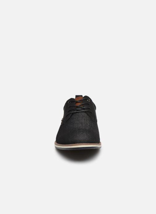 Chaussures à lacets I Love Shoes KRIQUE Noir vue portées chaussures