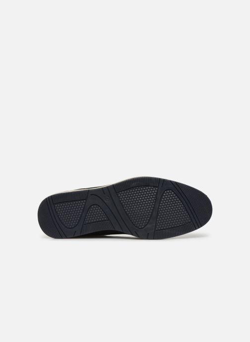 Schnürschuhe I Love Shoes KRIQUE schwarz ansicht von oben