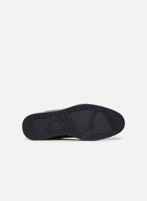 Chaussures à lacets I Love Shoes KRIQUE Noir vue haut