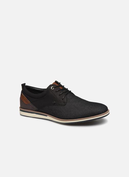 Chaussures à lacets I Love Shoes KRIQUE Noir vue détail/paire
