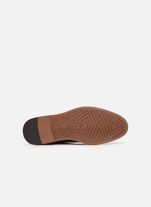 Schnürschuhe I Love Shoes KANOY braun ansicht von oben
