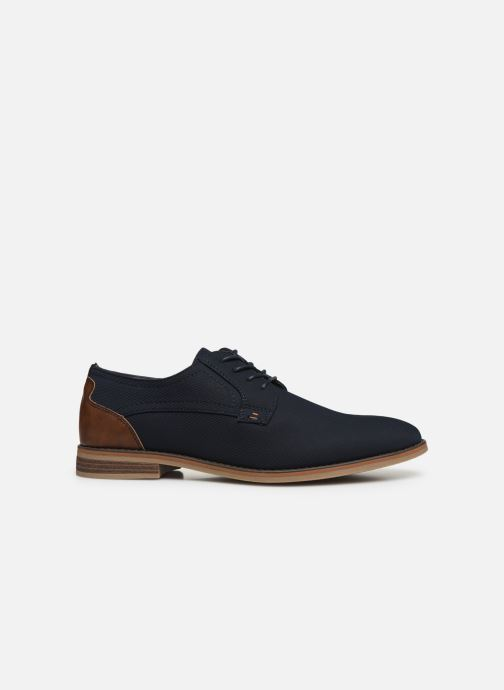 Zapatos con cordones I Love Shoes KANO Negro vistra trasera