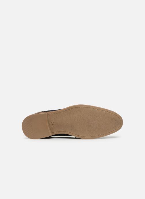 Scarpe con lacci I Love Shoes KANO Nero immagine dall'alto