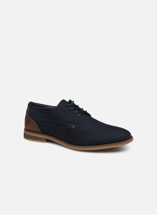 Chaussures à lacets I Love Shoes KANO Noir vue détail/paire