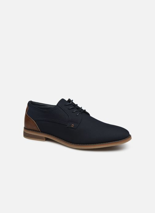 Zapatos con cordones I Love Shoes KANO Negro vista de detalle / par