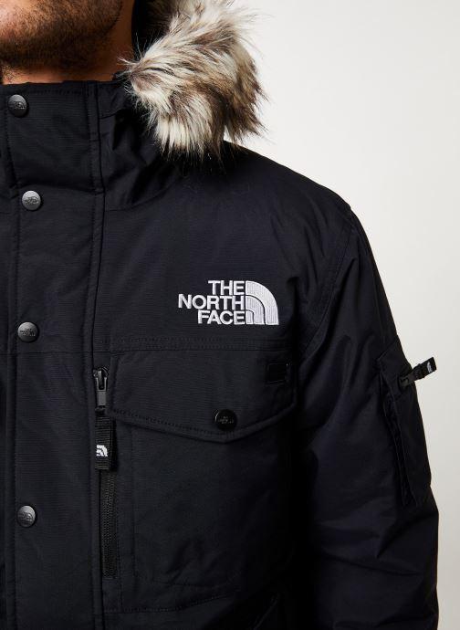 Kleding The North Face M GOTHAM JACKET TNF BLACK Zwart voorkant