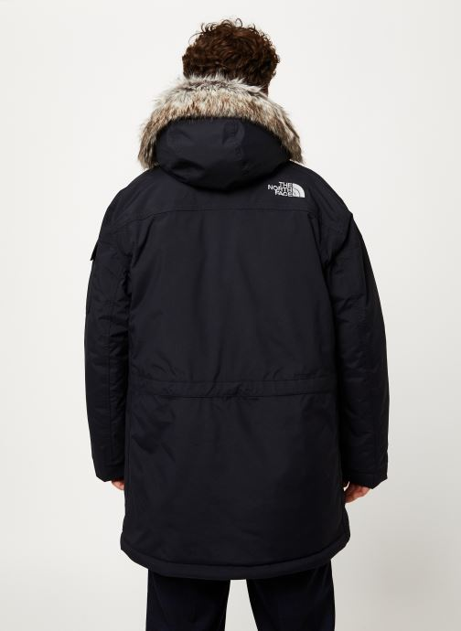 Kleding The North Face M MC MURDO Zwart model