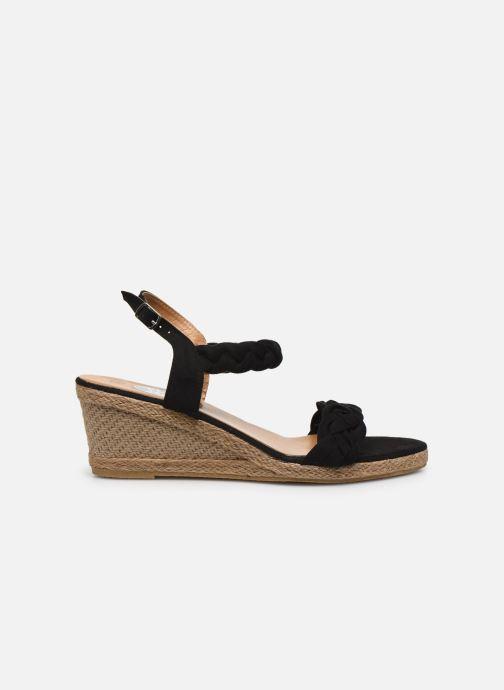 Espadrilles I Love Shoes FIZZY Size + Noir vue derrière