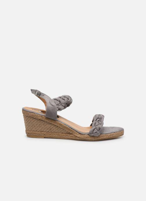 Espadrilles I Love Shoes FIZZY Size + Gris vue derrière