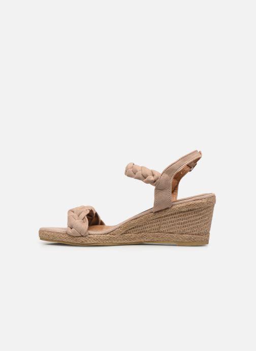 Espadrilles I Love Shoes FIZZY Size + Beige voorkant