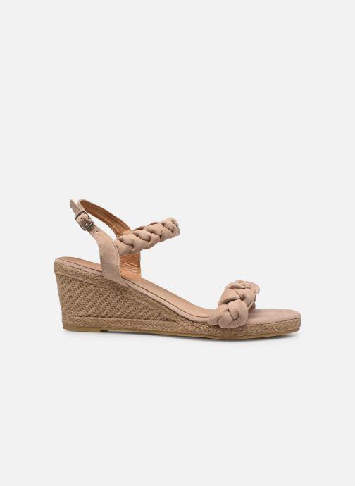 Espadrilles I Love Shoes FIZZY Size + Beige achterkant