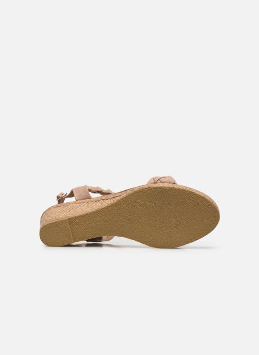 Espadrilles I Love Shoes FIZZY Size + Beige boven