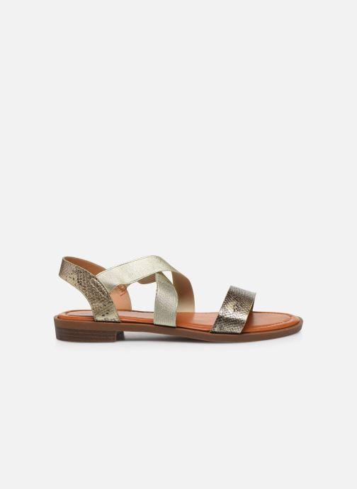 Sandalias I Love Shoes FISTICK Size + Oro y bronce vistra trasera