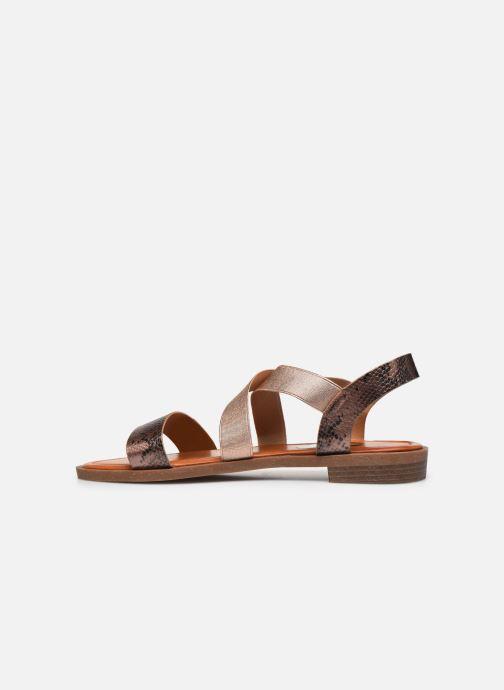 Sandalias I Love Shoes FISTICK Size + Rosa vista de frente