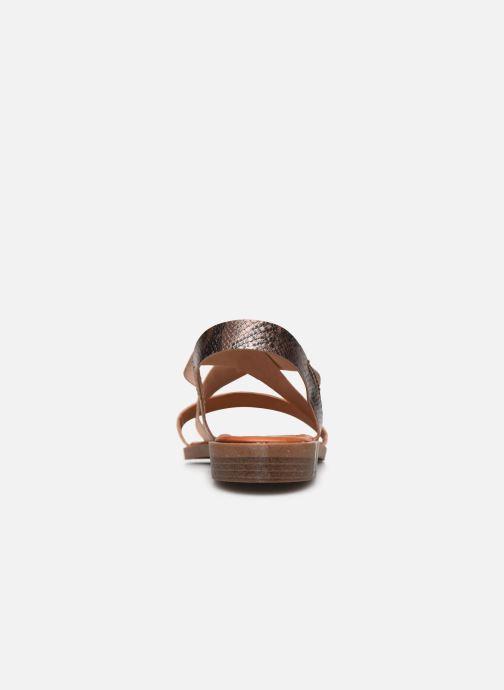 Sandalias I Love Shoes FISTICK Size + Rosa vista lateral derecha