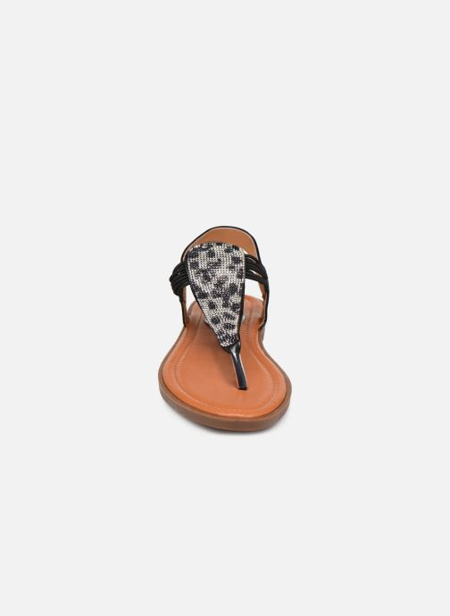 Sandali e scarpe aperte I Love Shoes FITOU Size + Nero modello indossato