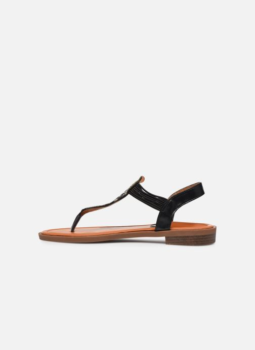 Sandalen I Love Shoes FITOU Size + schwarz ansicht von vorne