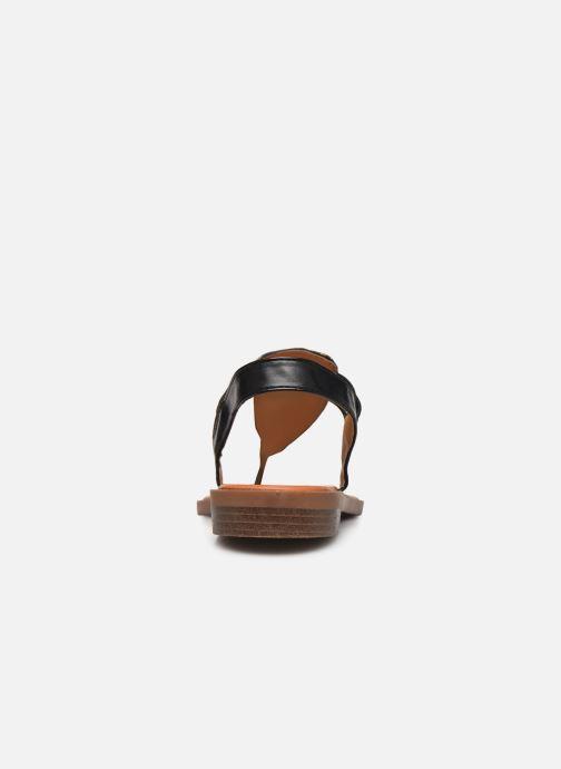 Sandalias I Love Shoes FITOU Size + Negro vista lateral derecha