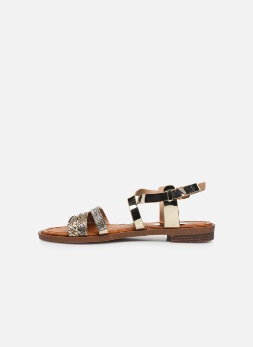 Sandalen I Love Shoes FITEUR Size + Goud en brons voorkant