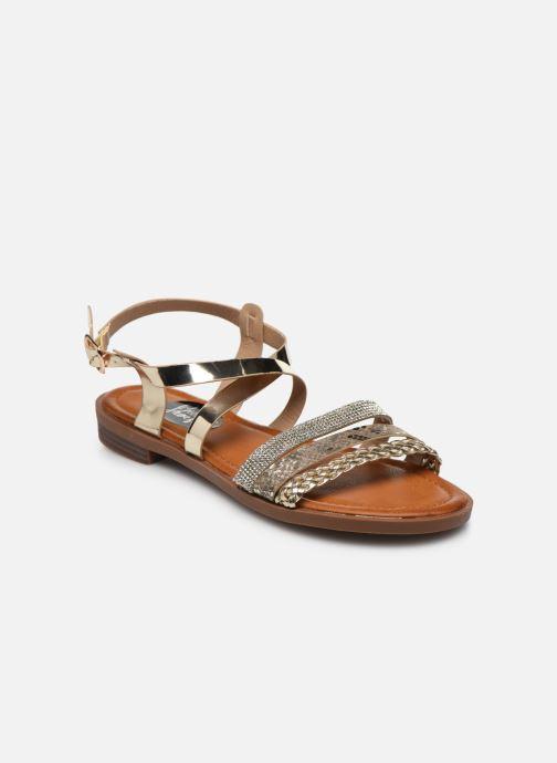 Sandalen I Love Shoes FITEUR Size + Goud en brons detail