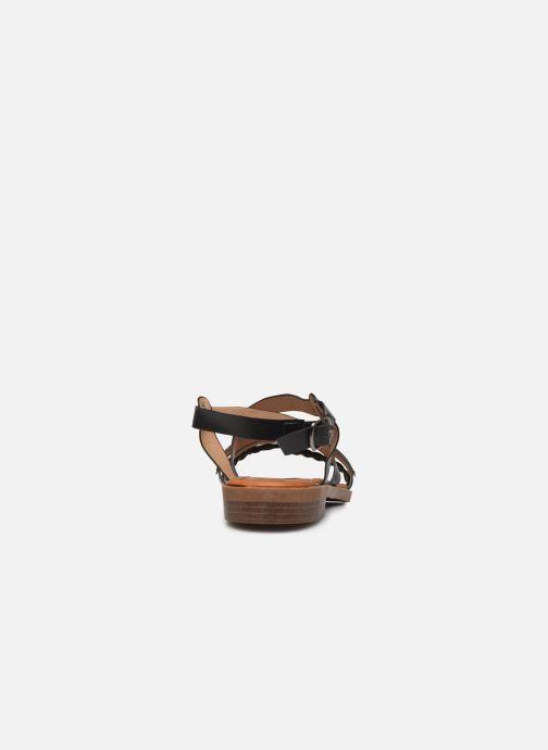 Sandalias I Love Shoes FITEUR Size + Negro vista lateral derecha