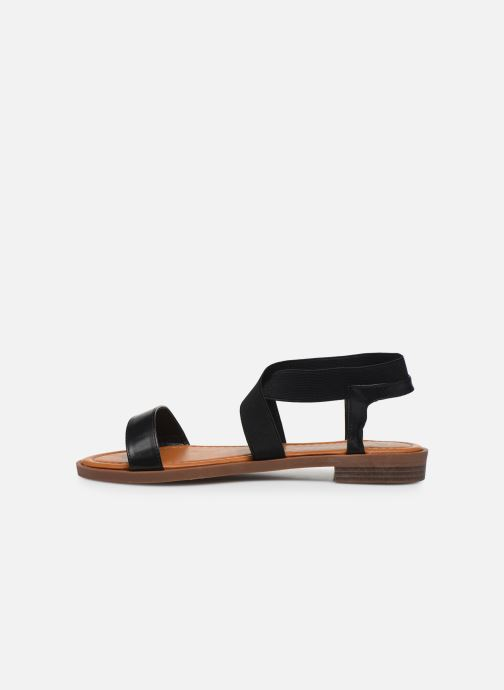 Sandalias I Love Shoes THAVA Size + Negro vista de frente