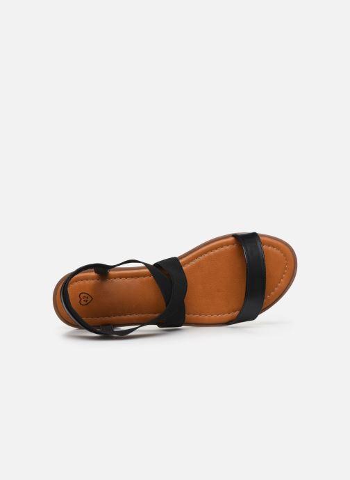 Sandali e scarpe aperte I Love Shoes THAVA Size + Nero immagine sinistra