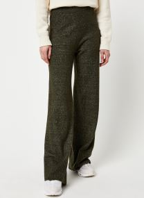 Pantalon large - Honey Wide Knit Pants