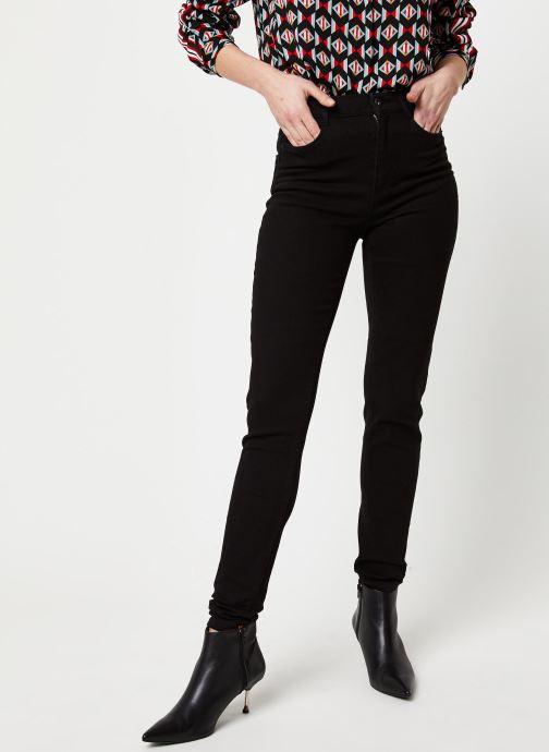 Vêtements Pieces Laura Hw Skinny Jeans Blc Kac Noir vue détail/paire