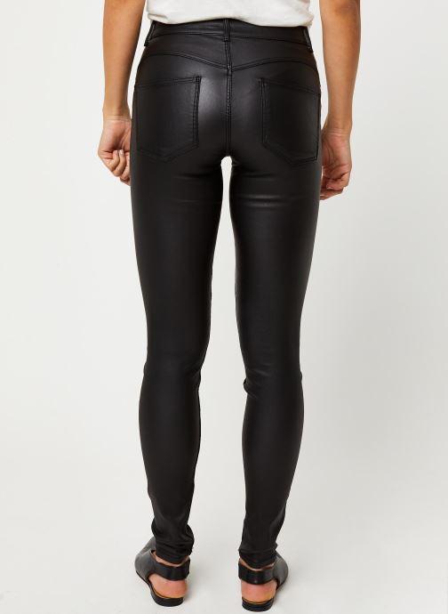 Vêtements Pieces Shape Up Ultra Skn Mw Coated Jns-Vi Noir vue portées chaussures