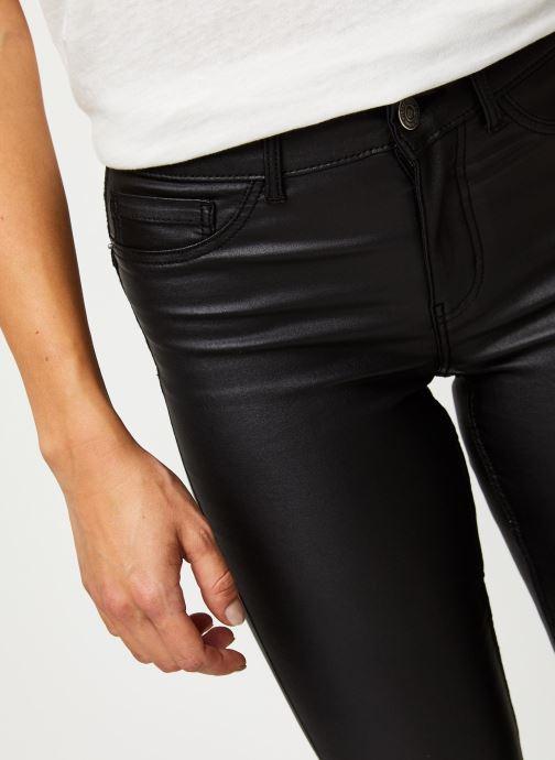 Vêtements Pieces Shape Up Ultra Skn Mw Coated Jns-Vi Noir vue face