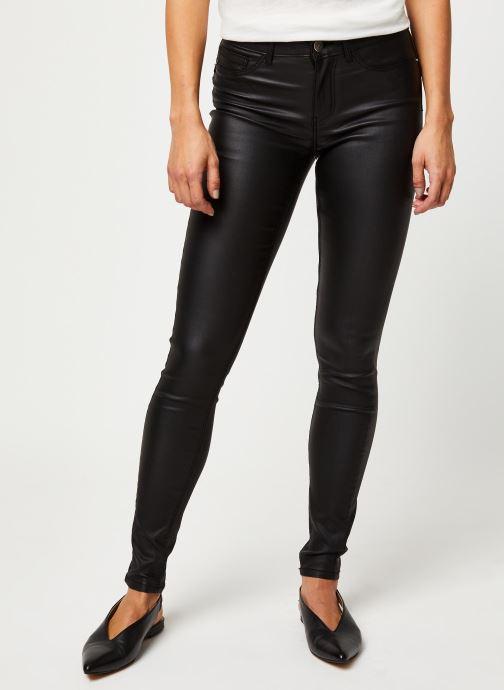 Vêtements Pieces Shape Up Ultra Skn Mw Coated Jns-Vi Noir vue détail/paire