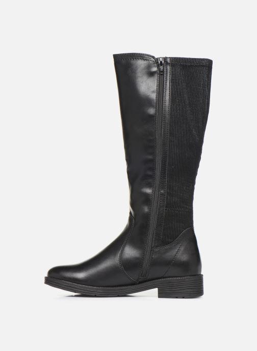 Bottes Jana shoes Jana softline  Noir vue face