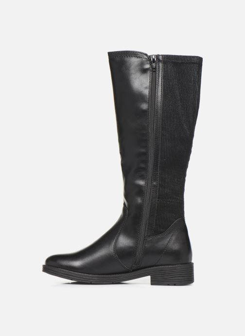 Boots & wellies Jana shoes Jana softline  Black front view