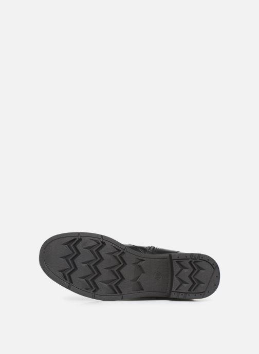 Bottes Jana shoes Jana softline  Noir vue haut