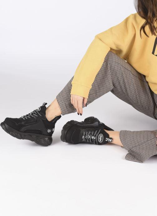 Sneakers Buffalo CHAI Nero immagine dal basso