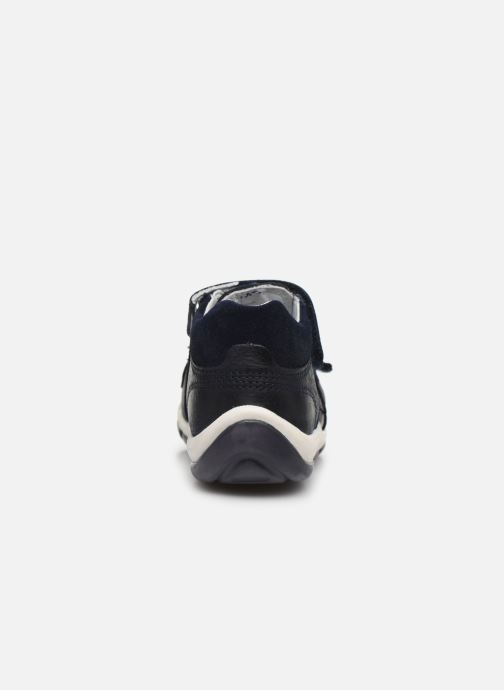Sandales et nu-pieds Superfit Freddy 2 Bleu vue droite
