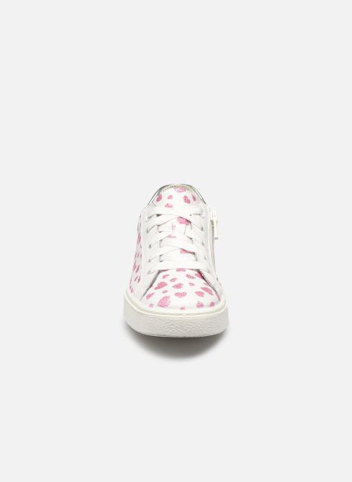 Sneakers Superfit Heaven 2 Rosa modello indossato